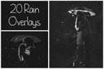 雨点叠层纹理素材
