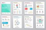 医疗保健信息图表
