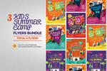 儿童夏季活动广告
