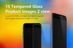 手机玻璃演示效果