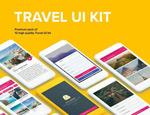 旅游APP界面设计