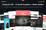 14套优秀网页模板