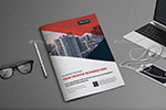 企业宣传手册模板