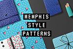 Memphis风格图