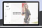 内衣品牌电商网站