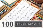 100个优秀logo