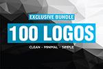 100个logo设计