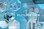 未来虚拟现实素材