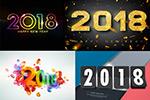 2018新年字�w