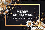 圣诞新年设计模板