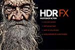 HDRFX质感PS动作