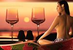 葡萄酒广告2