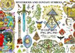 神秘复古宗教素材