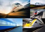 高速列车图片