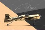 机身花纹样机