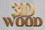 木头纹理图层样式