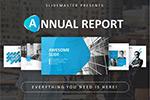 年度总结报告PPT