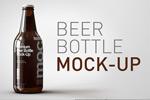 啤酒瓶子包装样机