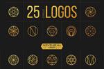 线性几何LOGO