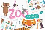 小动物字母表