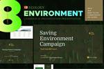 生态环境PPT模板
