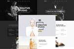 时尚创意网站模板