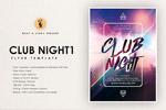 俱乐部之夜海报