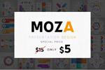 MOZA-PPT模板