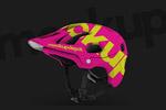 自行车头盔样机