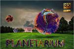 科幻抽象星球图片