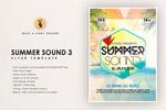 夏季之声活动海报
