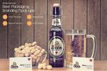 啤酒品牌VI样机
