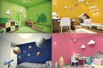儿童房创意场景