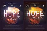 希望主题海报