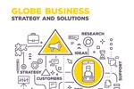 商业业务项目图形