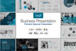 企业介绍Key模板