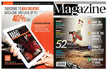 通讯杂志ID模板