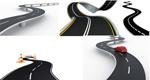 3D道路高清图片