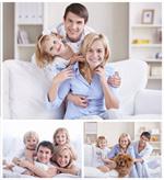 欢乐家庭图片
