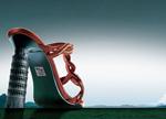 红蜻蜓凉鞋广告