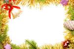 圣诞节装饰边框