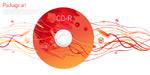线条CD包装