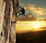 攀爬运动图片