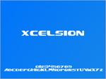 dxcelsion时尚字