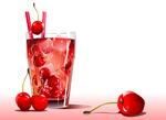 樱桃口味冷饮