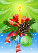 精美圣诞节装饰