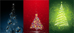 闪光圣诞树2