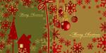 红色圣诞节