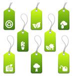 环保图形和标签