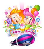 儿童生日快乐